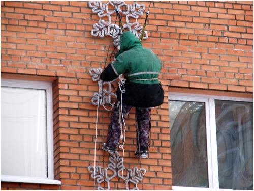 Как своими руками украсить фасад здания
